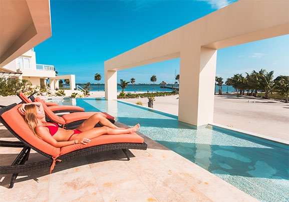 San Pedro Belize Luxury Boutique Resort