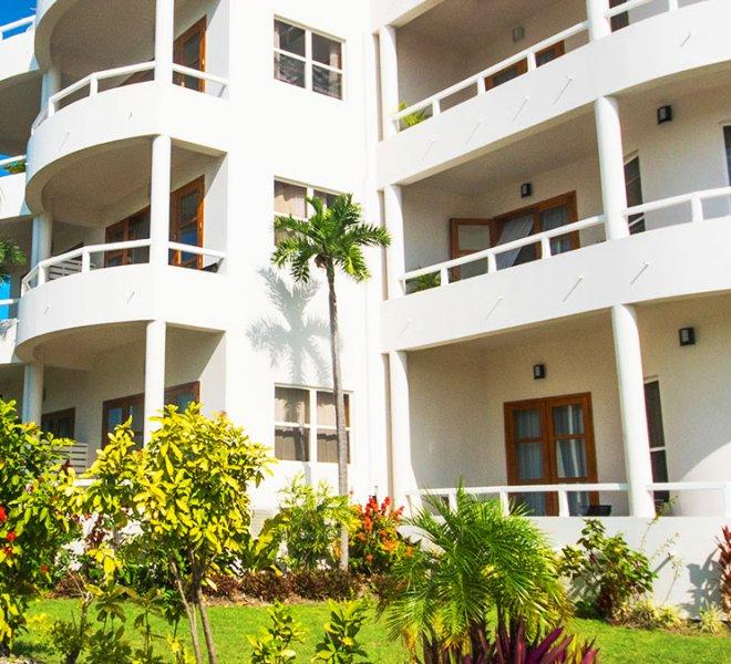 San Pedro Belize garden suites